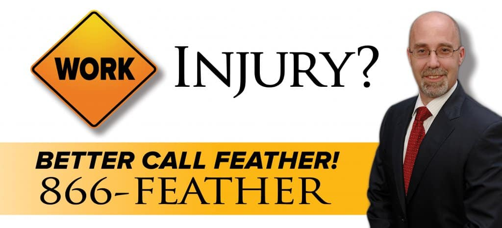 Feather Law Group Work Injury Attorney